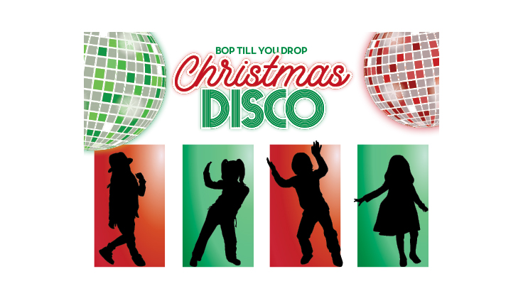 Kids Christmas Disco campaign